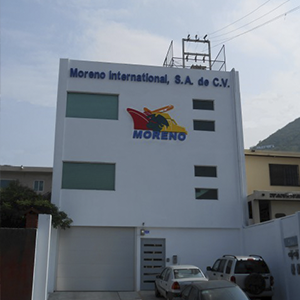 Oficinas generales moreno international
