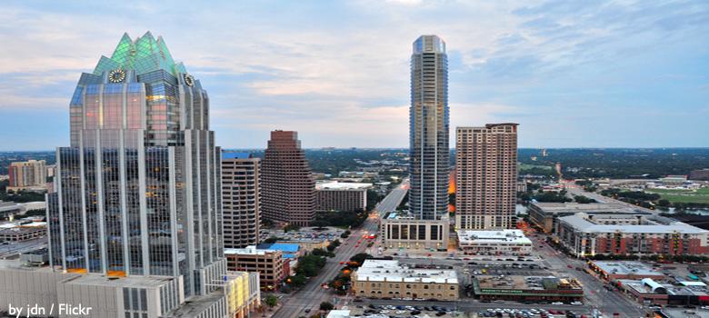 International moving Austin, mudanzas internacionales a Austin