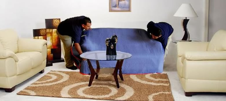 Como viajan tus muebles en la mudanza