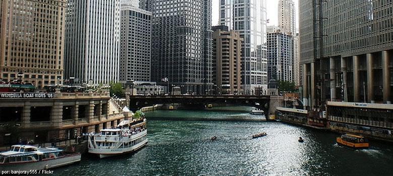 Mudanzas Internacionales desde Chicago, mudanzas internacionales a Chicago