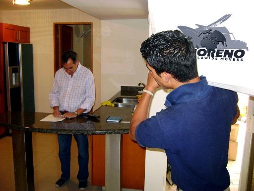 Mudanzas Internacionales de Oficinas en San Pedro