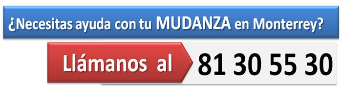 Mudanzas compartidas Monterrey