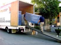 Maniobras con Muebles en San Pedro