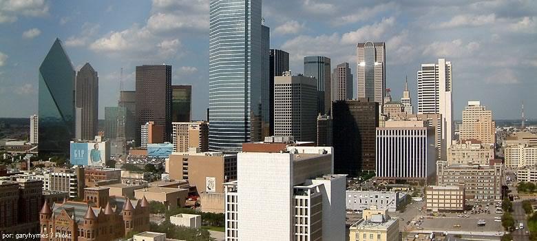 Mudanzas internacionales Dallas Texas