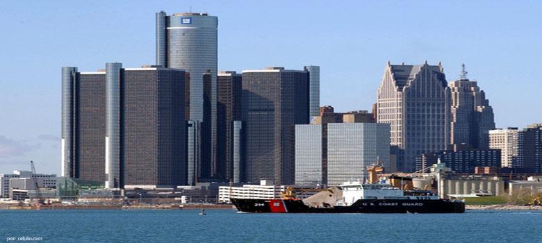 Mudanzas Internacionales desde Detroit, mudanzas internacionales a Detroit