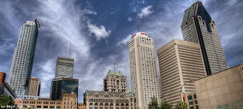 Mudanzas internacionales Montreal Canadá