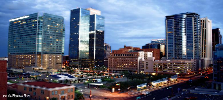 Mudanzas Internacionales desde Phoenix, mudanzas internacionales a Phoenix