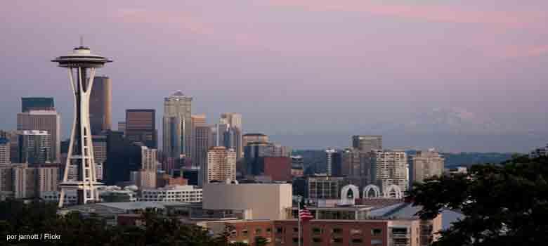 Mudanzas internacionales Seattle Washington