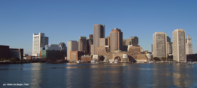 Mudanzas internacionales Boston Massachusetts