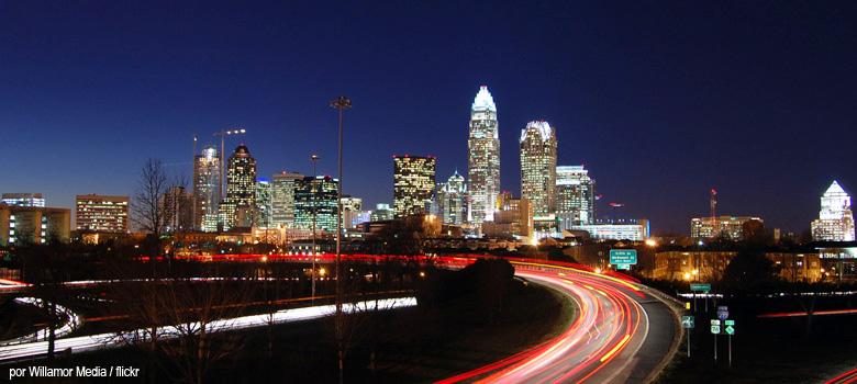 Mudanzas internacionales Charlotte Carolina del Norte