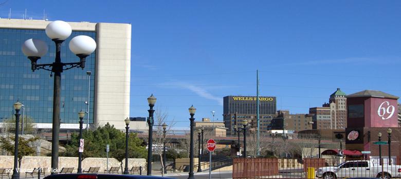 Mudanzas internacionales El Paso Texas