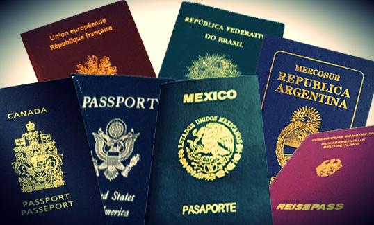 Pasaportes-Mudanza Internacional